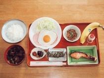 朝食(※イメージ)