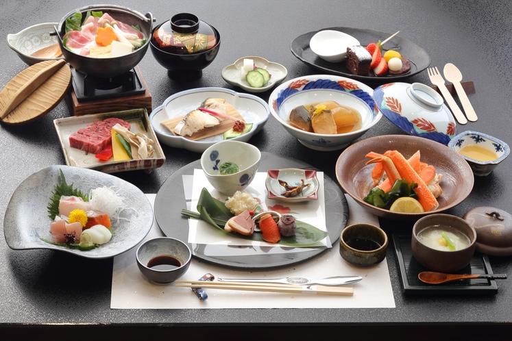【冬会席】料理写真イメージ