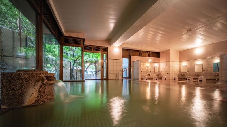 いわき湯本温泉 吹の湯旅館