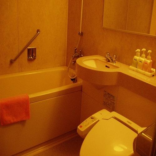 ツインバストイレ 500
