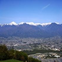 長峰山 安曇野 500
