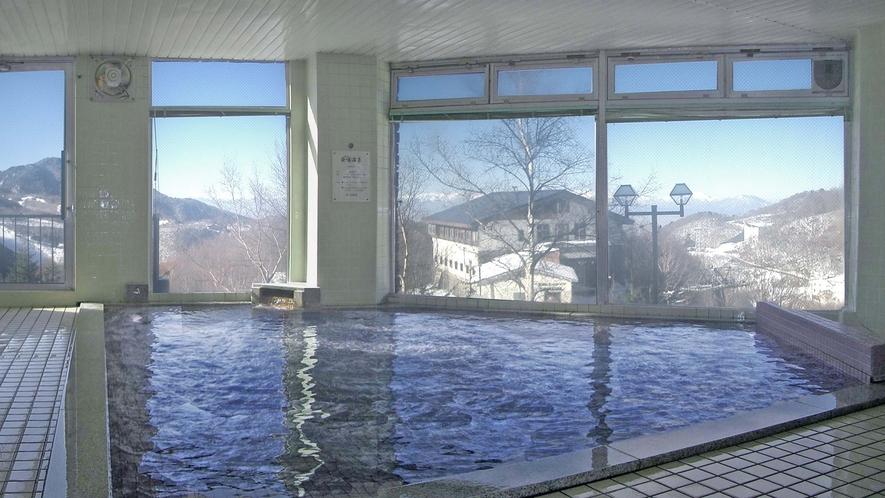 発哺温泉は志賀高原最初の温泉です
