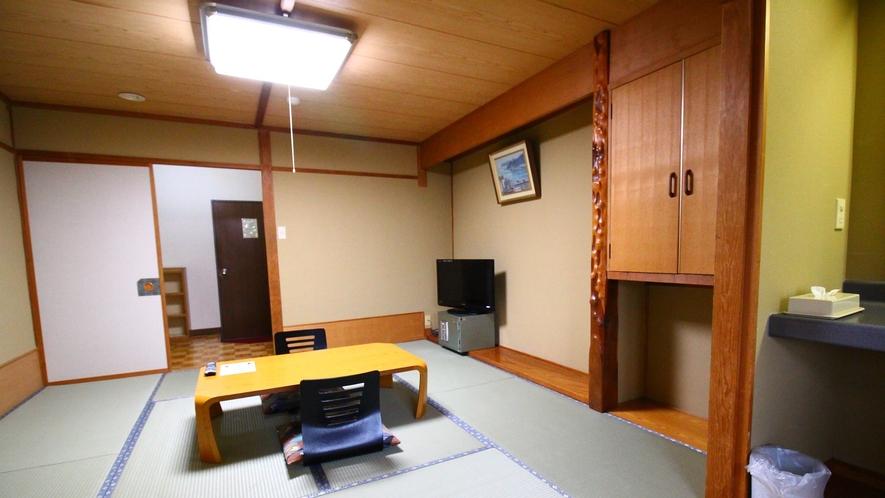 リーズナブル客室【和室10~13畳】眺望はありませんがその分リーズナブル価格です。