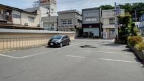 *【駐車場】