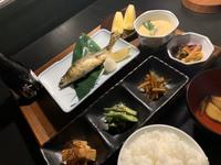 【タオルバスタオル昼食付】休憩処でごゆるりと♪日帰り湯プラン・焼き川魚定食(ランチドリンク付)