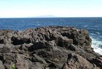 見える時は大島・利島・新島・式根島・神津島が見えます。