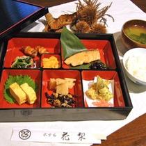 *【朝食】和洋折衷の体に優しいお料理をご用意致します。(一例)