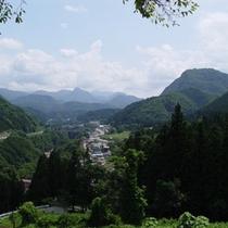 湯野上温泉郷