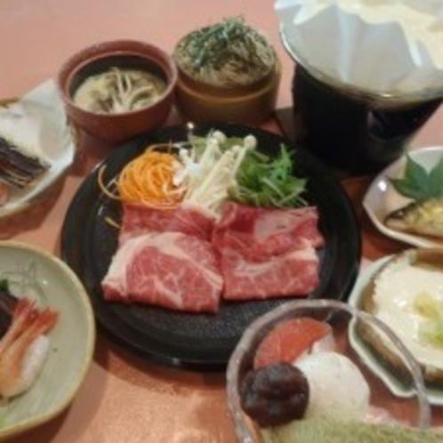【料理長おすすめ*ご夕食一例】