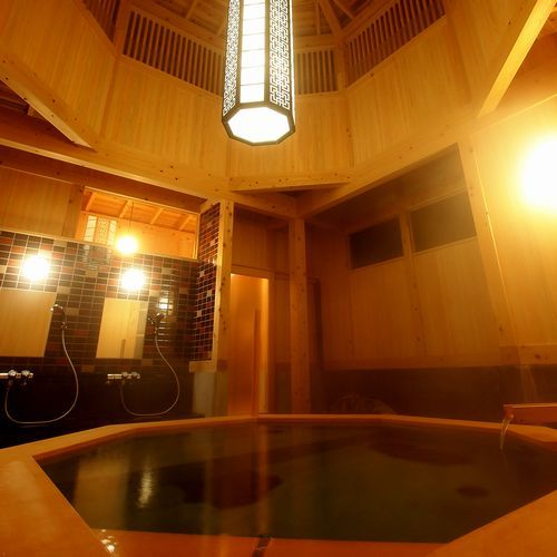 【貸切風呂】睡蓮(有料・予約制 1回45分1080円)※イメージ
