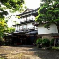 【登録文化財 新井旅館】創業150年の老舗旅館。日本文化を肌で感じていただけます。