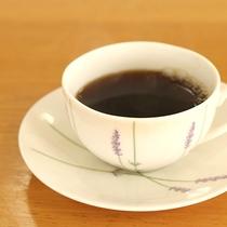 *[朝食一例]眠気覚ましにはコレ!食後のコーヒーをサービス