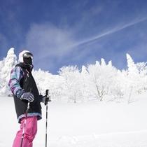 スキー&スノボーを楽しもう!!