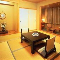 【ホテル館】和室+縁側+バス+トイレ