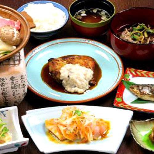 夕食一例(お鍋)