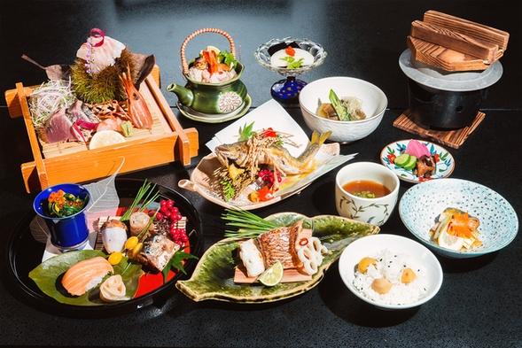 【雅・MIYABI】料理長厳選プランを あますことなく堪能。1泊2食付