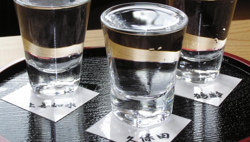 越後の地酒飲み比べセット
