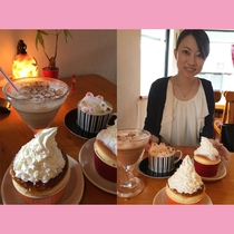 Cafe Duoにて①