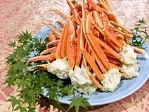 ずわい蟹食べ放題