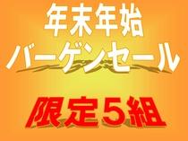 ◆限定5組◆ 【年末年始バーゲンセール】 ★最大54%OFF★