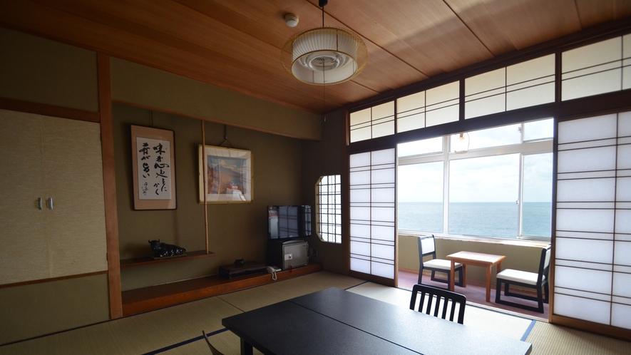 ■海側和室