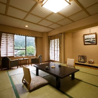 【和室スタンダード】四季折々景色を楽しむ(禁煙)36.4平米