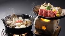 冬の人気のお鍋(お献立により料理は異なります)