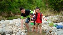 夏休み お子様とご一緒に川遊びはいかがですか?