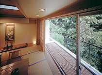 仙峡亭 和室一例