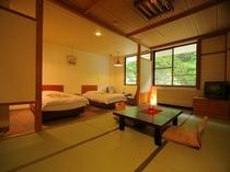 清流荘 和洋室