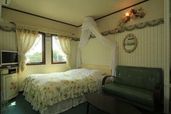 朝食をお部屋で♪16時〜チェックインOK☆天蓋付きベッドで彼女喜ぶ☆