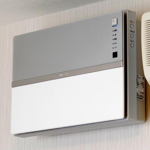 ◆全室に空気清浄器設置◆