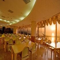 夕方レストラン