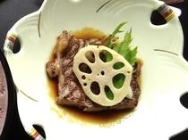 国産牛ステーキ(きわみ会席)2016年12月-2017年3月