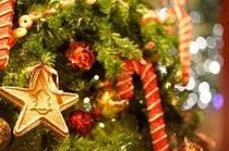 クリスマスでお祝い