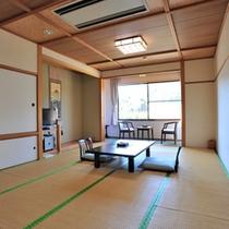 不動の館1階【夢花】四季の移ろいを感じる大自然に囲まれたお部屋でごゆるりとお過ごしください