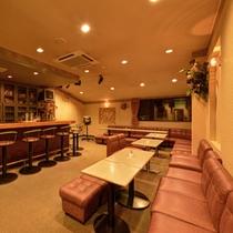 *【ナイトラウンジ】温泉・お食事のあとにお酒を楽しみたいお客様は是非お越しください。