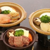 ◆選べる陶板焼き