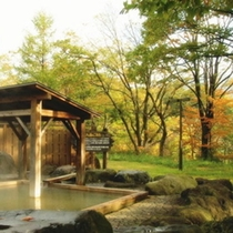 ◆貸切露天風呂「荒戸の湯」