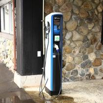 ◆電気自動車充電器スタンド