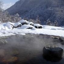 ◆男性専用露天風呂「阿賀の湯」