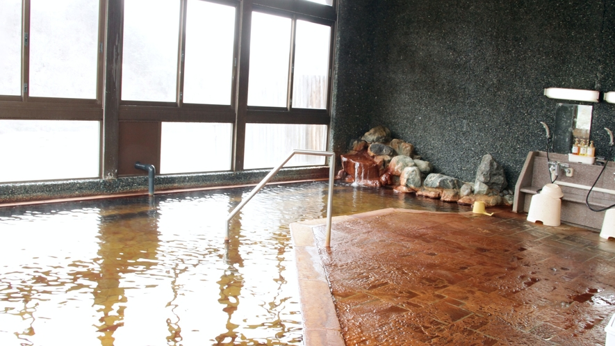 【女性専用大浴場】川の湯