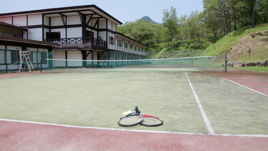 【無料アクティビティ】テニス