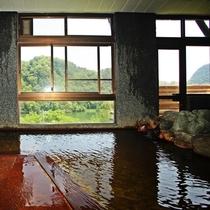【女性専用浴場】川の湯