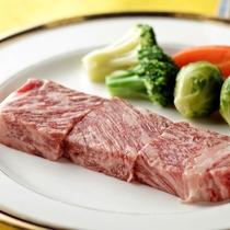 【追加料理】津川牛のステーキ/1人前3,240円