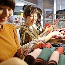【女性限定】選べる色浴衣/彩り豊かな帯もご用意