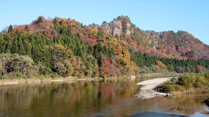 【周辺・景観】秋/麒麟山