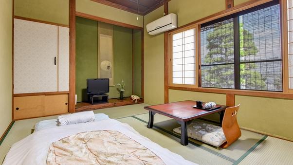 6畳和室(控え間有)バストイレ共同【禁煙】