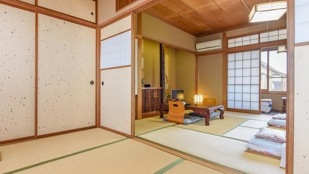 10畳和室トイレ付(※一部控え間・洗面所付)【禁煙】