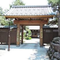 寺町通り-(圓立寺)